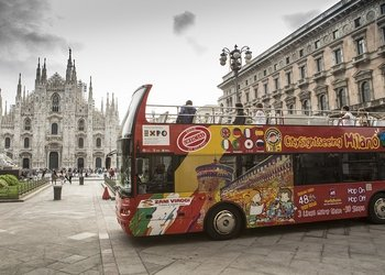 City Sightseeing Milan Hop-on Hop-off