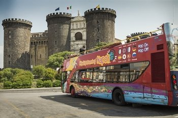 City Sightseeing Naples Hop-on Hop-off