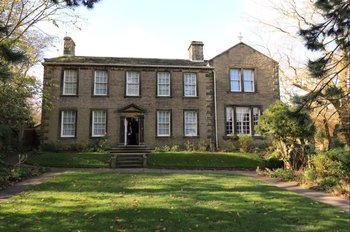 Bronte's Parsonage and Historic Yorkshire