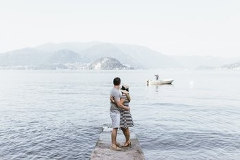 Private Session with a Local Photographer in Lake Como