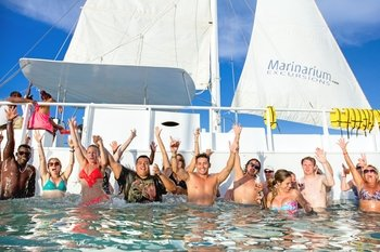 Happy Hour Sailing Cruise with Snorkeling