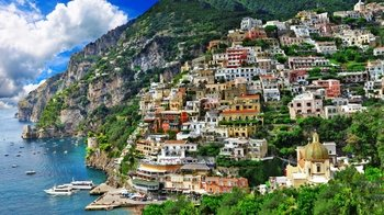Day Trip Positano Sorrento & Amalfi Coast