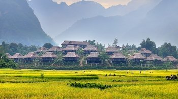 Mai Chau hill tribe full day tour from Hanoi