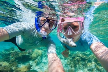 Full Day Whitsundays Catamaran Tour with Reef Snorkelling