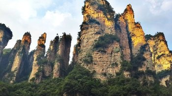 Private Day Tour Including Zhangjiajie National Forest Park