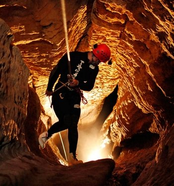 Blackwater Rafting and Caving ex Auckland or Rotorua