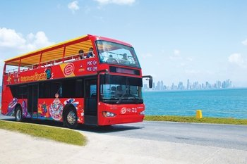 Panama Hop-On Hop-Off Bus Tour