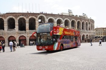 City Sightseeing Verona Hop-on Hop-off