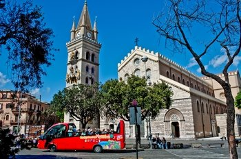 City Sightseeing Messina Hop-on Hop-off