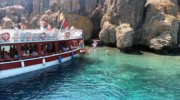 Marmaris Coast Lunch Cruise - Soft drinks include