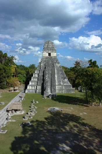 Tikal One Day From Flores