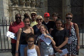 Family tour: Notre Dame, Sainte Chapelle and Ile de la Cit?