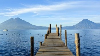 Lake Atitlan Tour with Boat from Guatemala City