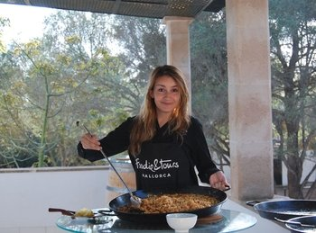 Mallorca Midday Seafood Paella Cooking Class