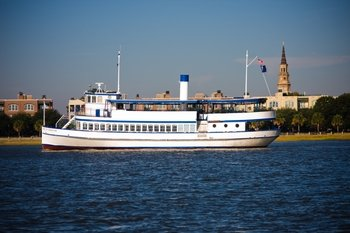 Charleston Harbour Tours by SpiritLine Cruises