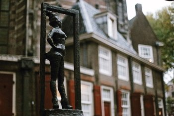 Red Light District Amsterdam Semi-Private Guided Walking Tour