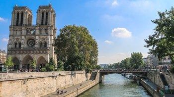 Notre Dame, Sainte Chapelle, Conciergerie & Ile de la Cit?