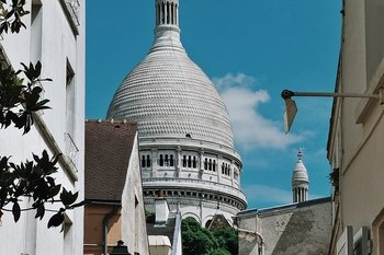 Montmartre in Paris Private Guided Walking Tour