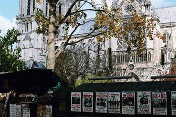 Latin Quarter in Paris Semi-Private Guided Walking Tour