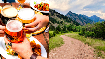 Boulder Trails & Ales Hike