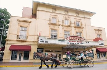 Private Horse and Carriage for Two Historic Tour