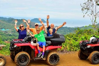 One Day Adventure Tour by Vista Los Suenos