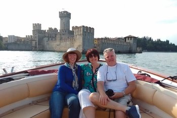 Sirmione: 1.5-Hour Isola Del Garda Private Boat Tour