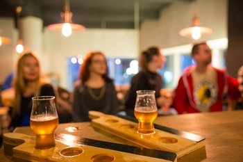 Bucharest Small Group Beer Tour