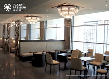 Plaza Premium Lounge at Salalah International Airport