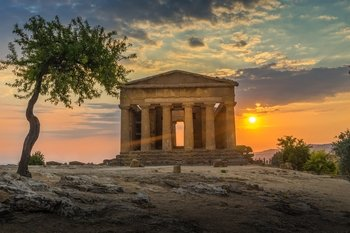 Full-Day Agrigento & Valley of Temples Exclusive Tour