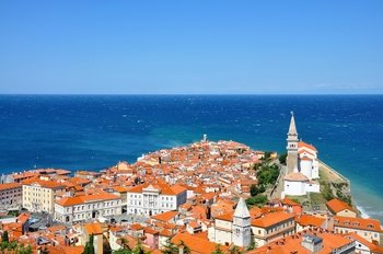 Day trip to Lipica stud farm and coastal city of Piran