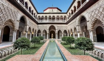 Guided Tour into the Royal Alcazar of Seville