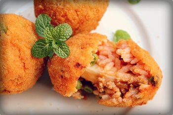 Arancino Cookery Class with Wine Tasting