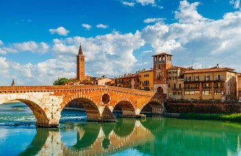 Lake Garda & Verona from Milan - small group tour