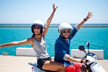 Scooter hire in Gran Canaria
