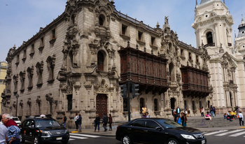 Lima Classic City Tour & San Francisco Catacombs