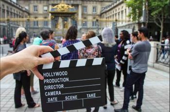 Paris Movie Tour