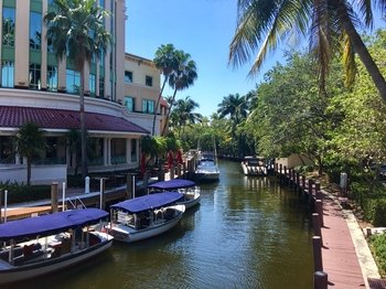 Fort Lauderdale Tour with Boat Ride and Lunch - from Miami
