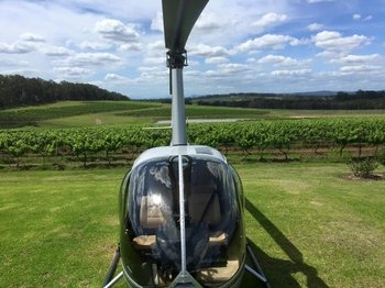 Hunter Valley À La Carte Lunch by Helicopter
