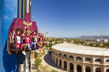 Terra Mitica Benidorm Admission Ticket