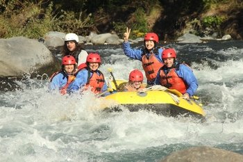 Tongariro River Rafting - Grade 2 Suitable for Families