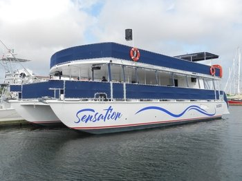 All Inclusive Mazatlan Bay Tour - Sensation Catamaran