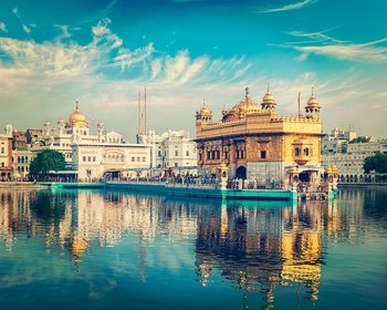 Private Half Day Tour of Golden Temple and Amritsar City