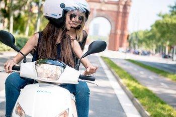 Scooter Rental in Paris