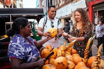 Private Street Food Tour of Colombo: the 10 Tastings