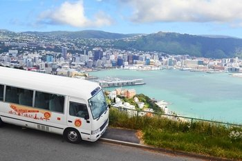 Wellington Hop-On Hop-Off Bus Pass