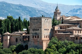 The Alhambra palace of Granada Private Tour for 3hours