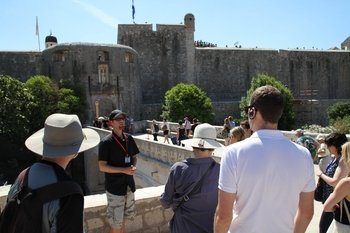 Discover the old town 1,5 h tour