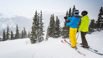 Steamboat Gondola Square Ski Rental Package