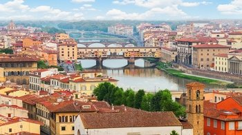 Florence Walking Tour With Chianti Wine From Venice By Train